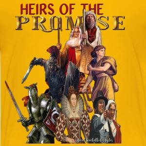 Heirs of the Promise - Kids' Premium T-Shirt