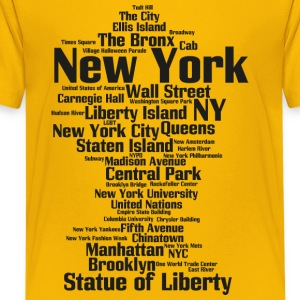 New York (NY, NYC) - Kids' Premium T-Shirt