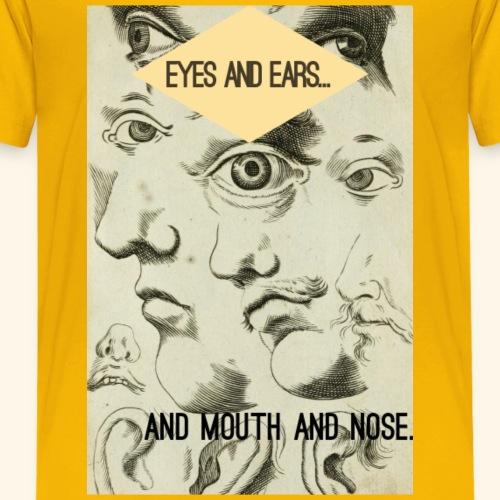 Head and Shoulders - Kids' Premium T-Shirt