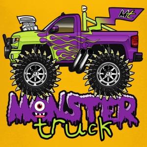 Cartoon Monster - Kids' Premium T-Shirt