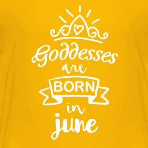 June Goddesses - Kids' Premium T-Shirt