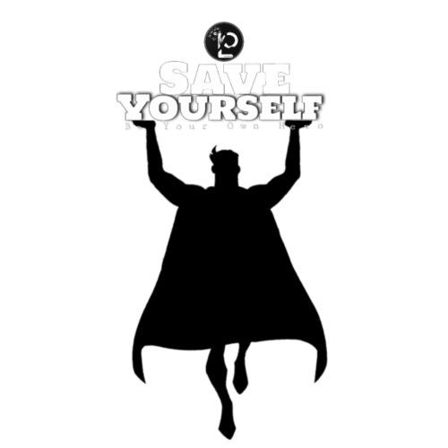 Be A Hero, Save Yourself - Kids' Premium T-Shirt