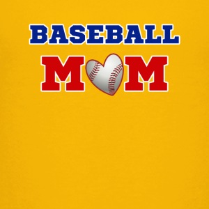 baseball mom shirt - Kids' Premium T-Shirt