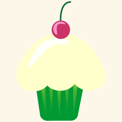 cherry cupcake - Kids' Premium T-Shirt