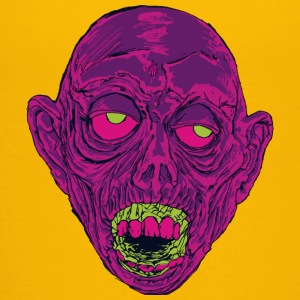 Graveyard Ghoul Ghastly Grape - Kids' Premium T-Shirt