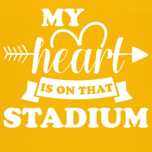 My heart is on that stadium - Kids' Premium T-Shirt
