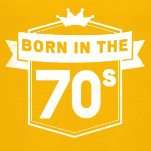 BORN IN THE 70S - Kids' Premium T-Shirt