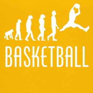 Basketball Evolution - Kids' Premium T-Shirt