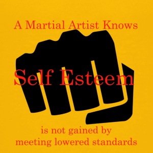 A Martial Artist Knows #1 - Fist - Kids' Premium T-Shirt