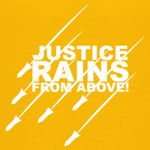 Justice Rains from Above! - Kids' Premium T-Shirt