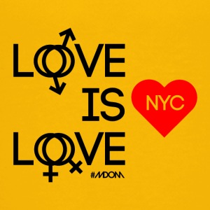 Love is Love NYC - Kids' Premium T-Shirt
