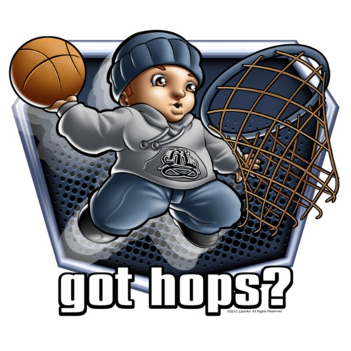 Got Hops by RollinLow - Kids' Premium T-Shirt