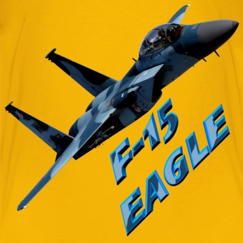 F-15 Eagle - Kids' Premium T-Shirt
