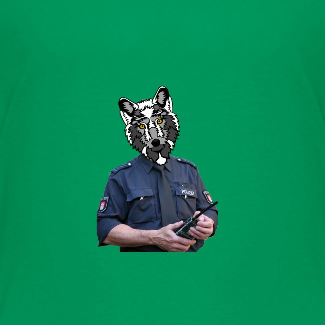 wolf police