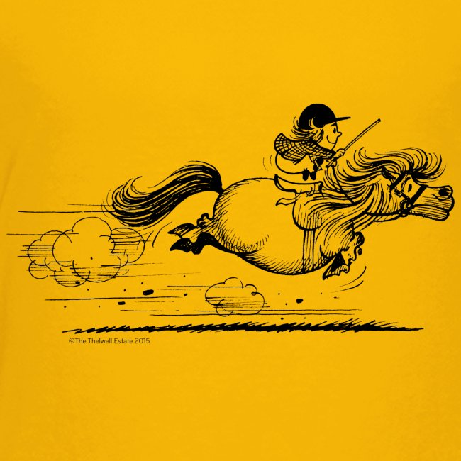PonySprint Thelwell Cartoon