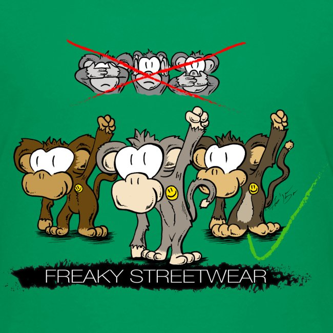 protest monkeys