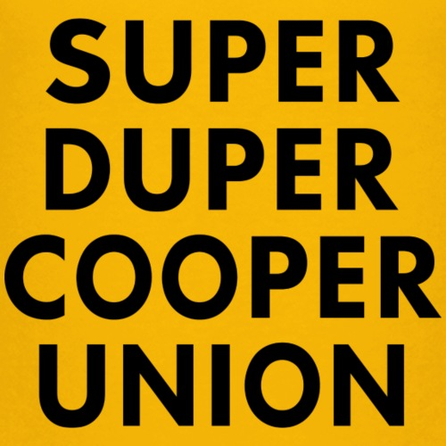 Super Duper Logo Black