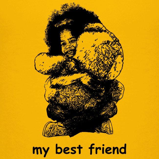 My best friend (girl)