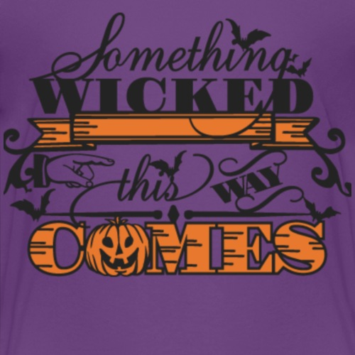 HALLOWEEN TEE - Kids' Premium T-Shirt