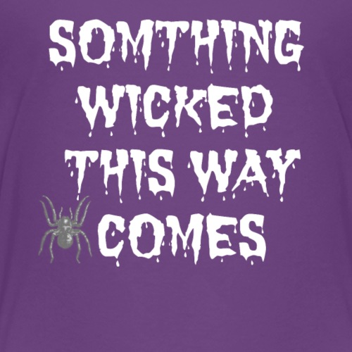 WICKED HALLOWEEN TEE - Kids' Premium T-Shirt
