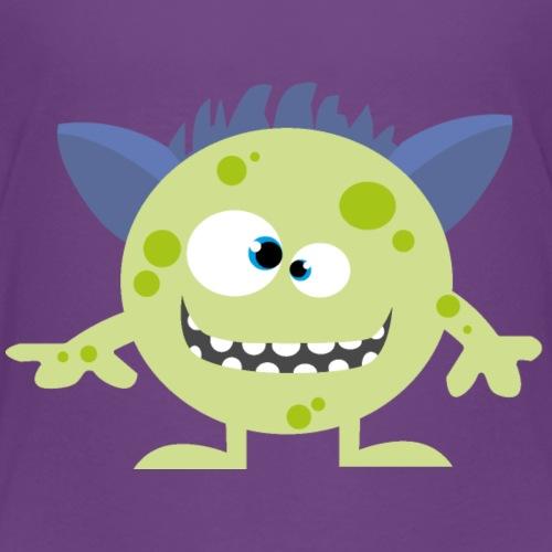 Tiny Little monster high school - Kids' Premium T-Shirt