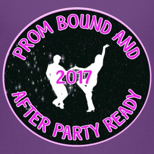 2017 Prom Bound And After Party Ready - Kids' Premium T-Shirt