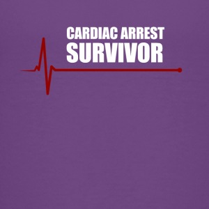cardiac arrest survivor - Kids' Premium T-Shirt