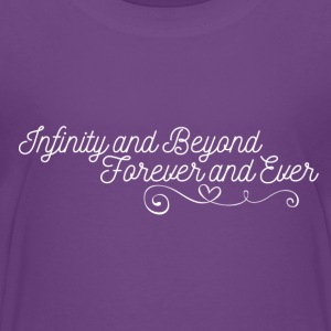Infinity and Beyond - Kids' Premium T-Shirt