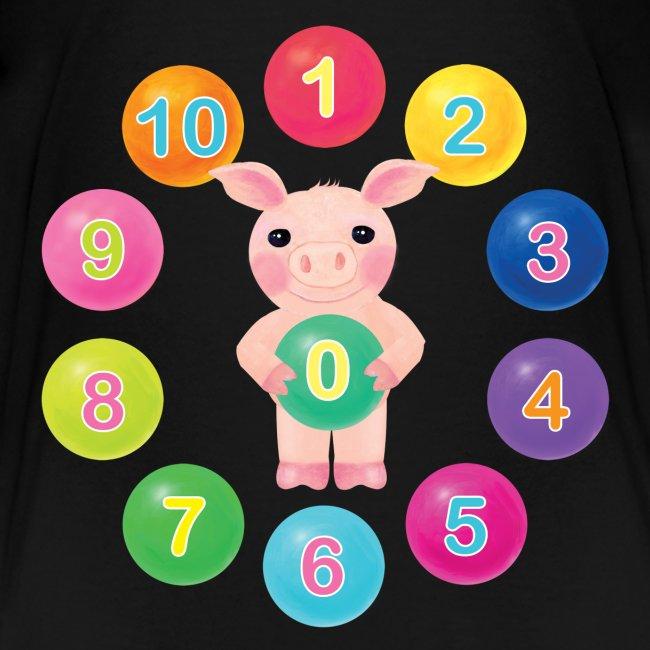 Numbers Pig