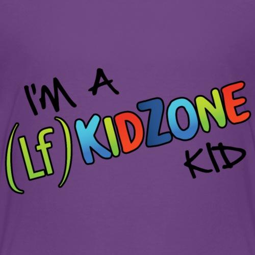 I'm a KidZone Kid! - Kids' Premium T-Shirt