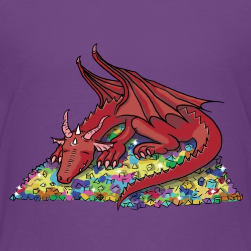 Dragon hoard - Kids' Premium T-Shirt