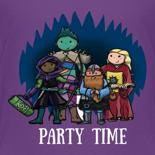 D&D Party Time - Kids' Premium T-Shirt