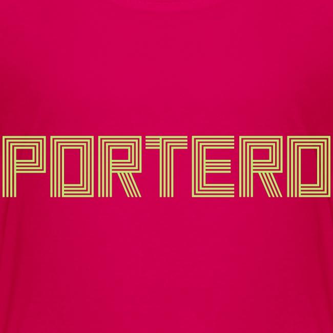 Portero Women's Tee