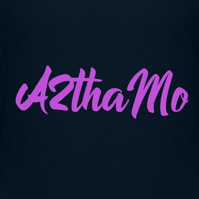 A2thaMo Logo Purple