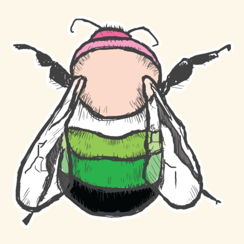 Neutrois Woman Bee - Kids' Premium T-Shirt