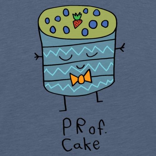 Prof Cake Tshirt - Kids' Premium T-Shirt