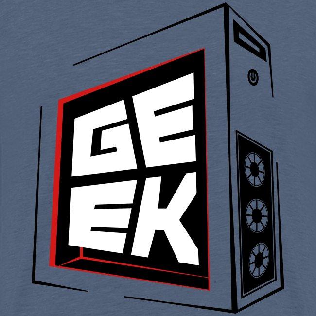 Tower Geek Outline