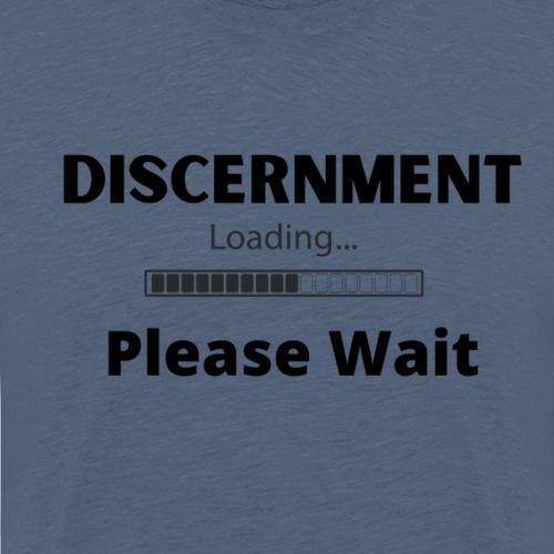 Discernment loading please wait - Kids' Premium T-Shirt