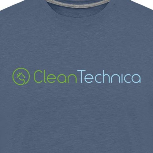 NEW Clean Technica logo 2019 - Kids' Premium T-Shirt