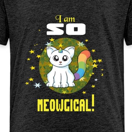 I Am Meowgical - Kids' Premium T-Shirt