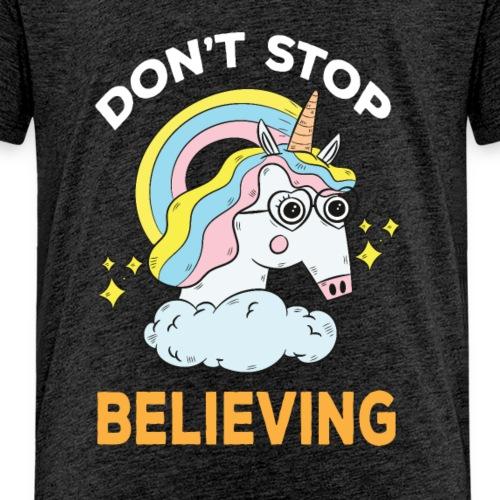 Believing - Kids' Premium T-Shirt