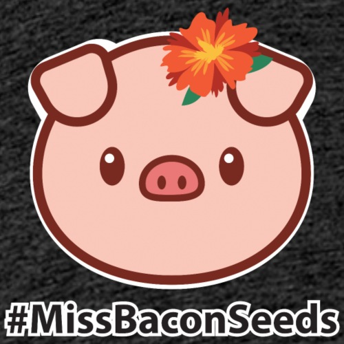 #MissBaconSeeds - Kids' Premium T-Shirt