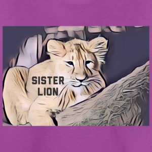 Sister Lion - Kids' Premium T-Shirt
