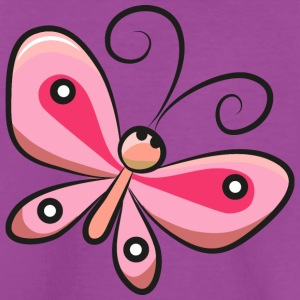 butterfly-fly-insect-beautiful - Kids' Premium T-Shirt