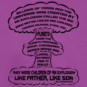 Hbomb Explosion: Like Father, Like Son - Kids' Premium T-Shirt
