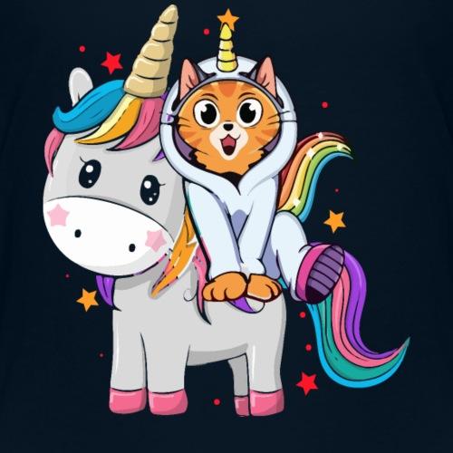 Unicorn& Friend - Kids' Premium T-Shirt