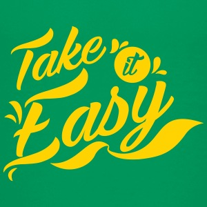 Take it Easy - Kids' Premium T-Shirt