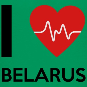 I Love Belarus - Kids' Premium T-Shirt