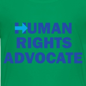 Human-Rights-Advocate - Kids' Premium T-Shirt