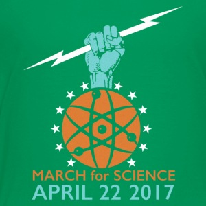March for Science April 22nd 2017 - Kids' Premium T-Shirt